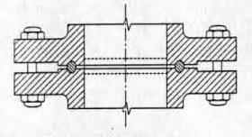 Flange ring joint (RG)